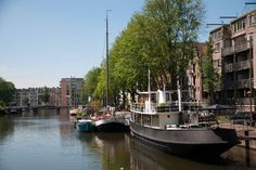 Beautiful Houseboat in Centre in Amsterdam