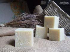 RECEPT: Jemné přírodní olivové mýdlo