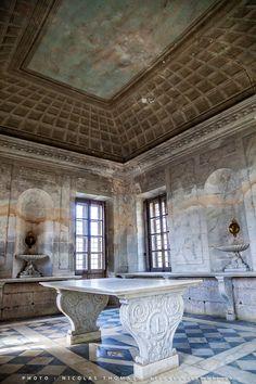 La Laiterie de Propreté - Domaine du petit Trianon - Château de Versailles