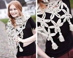 Tina's handicraft : scarves