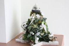 kerstboom kerststukje