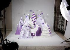 christmas paper art sculpture - Google Search