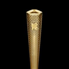 the London 2012 Olympic Torch by east London designers BarberOsgerby has been awarded as Design of the Year in a ceremony at the Design Museum in London tonight.