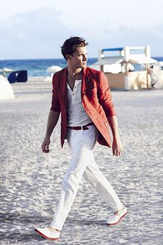 Miami Vice. colour perfection. love it. #men's #fashion