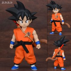AmiAmi [Character & Hobby Shop] | Dimension of DRAGONBALL - Son Goku in Youth Complete Figure(Pre-order)