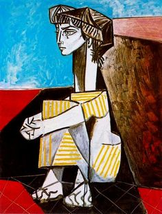 1896 Pablo Picasso (Spanish artist, Portrait of the Artist's Mother. Pablo Picasso, one of the dominant & most influential . Kunst Picasso, Art Picasso, Picasso Paintings, Oil Paintings, Indian Paintings, Abstract Paintings, Landscape Paintings, Paulo Picasso, Picasso Guernica