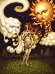 The North Wind and the Sun - Naoto Hattori