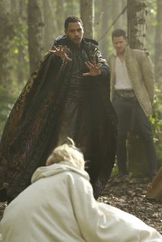 "Emma, Merlin and David - 5 * 8 ""Birth"""