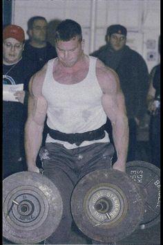 Derek Poundstone strong man | Strongman, body building ...Derek Poundstone Bench