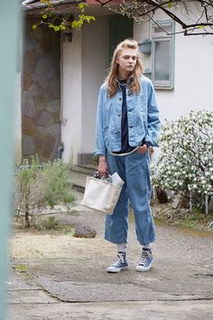 STYLE NO.3   THE BRIGHTNESS OF A DAY with BEAMS BOY