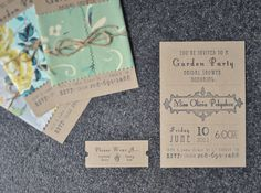 Garden Party Invite 04