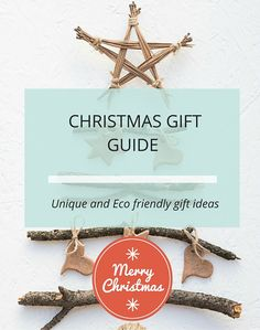 Unique and eco friendly christmas gift guide with health and wellness blog loulou zoo
