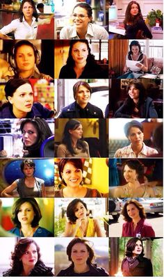 Awesome collage of Lana on awesome TV series that Lana's been on Once Miami Medical Lost Swingtown Windfall Covert Affairs Chase Boomtown 24 Six Feet Under Jag Medium Spin City NYPD Blue The Shield