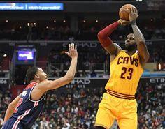 Blog Esportivo do Suíço: LeBron faz cesta salvadora, e Cavs vencem Wizards na prorrogação