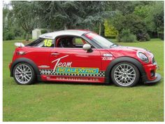 RaceCarAds - Race Cars For Sale » Mini Cooper JCW R58 Coupe