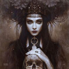 {ereshkigal perhaps} Tom Bagshaw (@tombagshaw) | Twitter