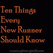 http://fashionpin1.blogspot.com - Ten things every runner should know