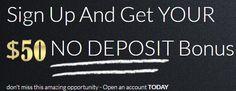 forex bonus no deposit 50$