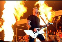 Metallica UK tour tickets - when are they on sale and how can I get them?