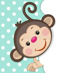 Jungle Cartoon Stock Photos, Images, & Pictures – Images) - Page 19 Jungle Cartoon, Cartoon Monkey, Monkey Illustration, Blue Nose Friends, Belly Painting, Clip Art, Cute Teddy Bears, Scrapbook Embellishments, Free Vector Graphics