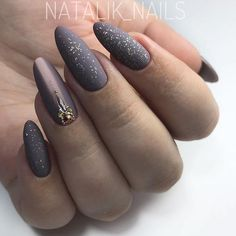 Topic For Winter : Nail Designs For Winter Easy Ftempo nail ideas 2019 winter - Nail Ideas Stylish Nails, Trendy Nails, Cute Nails, My Nails, Prom Nails, Winter Nail Designs, Cool Nail Designs, Elegant Nail Art, Uñas Fashion