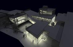 Concorso internazionale di progettazione per l'ampliamento della Galleria comunale d'arte con riqualificazione dell'area pertinente. L'intervento oggetto del concorso di progettazione ha lo scopo ...