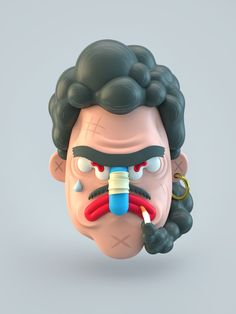 3D Illustrations — 2013 on Behance