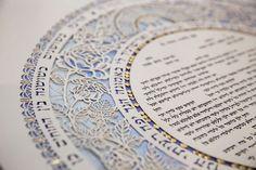 A cactus-themed Jewish Wedding Tubac Golf Resort Arizona | a rustic, romantic celebration in shades of purple and wine | Smashing the Glass Jewish wedding blog