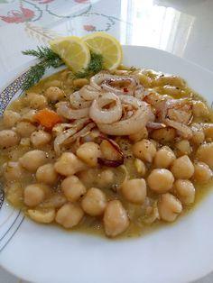 Greek Recipes, Vegan Recipes, Snack Recipes, Cooking Recipes, Snacks, Vet Cake, Black Eyed Peas, Soul Food, Beans