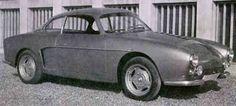 Renault Dauphine Sport (Zagato)