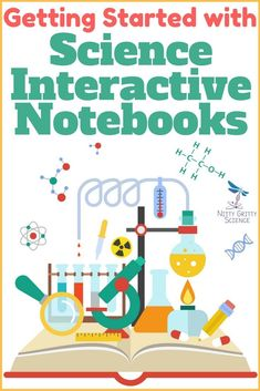 Science Interactive Notebooks are a great tool for students to process and understand science concep Science Tools, Physical Science, Science Lessons, Life Science, Science Boards, Earth Science, Science Projects, Science Classroom, Teaching Science