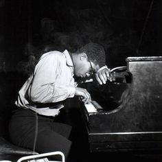 """""""A jazz musician is not a jazz musician when he or she is eating dinner or when he or she is with his parents or spouse or neighbours. He's above all a human being … the true artform is being a human being."""" Herbie Hancock"""