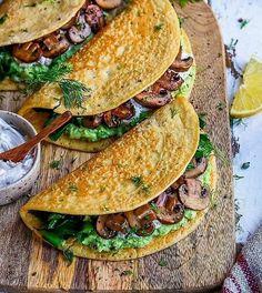 Vegan Dinner Recipes, Delicious Vegan Recipes, Snack Recipes, Entree Recipes, Veg Recipes, Weight Loss Meals, Healthy Recipes For Weight Loss, Healthy Weight, Poke Bowl