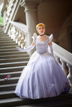 Cosplay | Cinderella by ~LadyGiselle