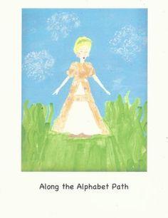 Along the Alphabet Path Story Book