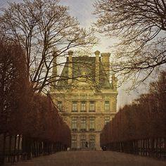 Pavillon de Flore - Jardin des Tuileries, Paris  | by © Rita Crane