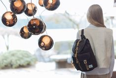Combining old world opulence and contemporary refinement, Herschel Supply presents the Tortoise Shell Collection for Holiday 2016.