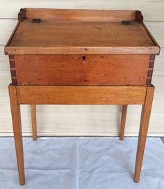 my new find primitive slant desk pinterest primitives and desks