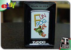 Zippo fun frog-UP €29.50