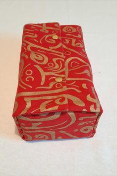 Tissu calligraphie. Calligraphie arabe. Boîte pour masques chirurgicaux. Cadeau pour ami. Napkins, Arabic Calligraphy, Masks, Slipcovers, Towels, Dinner Napkins