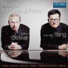 Récital-Wen-Sinn Yang-Oehms Classics