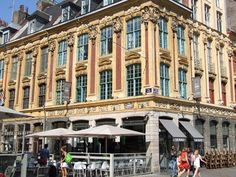 24 Hours in Lille, northern France