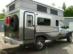 Custom built camper