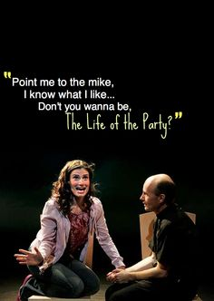 Life of the Party (Wild Party) So excited for Sutton foster and Joshua Henry to be in it this summer