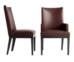 A. RUDIN Dining Chairs - Available through Minor Details Interior Design.  http://minordetailsdesign.com/#home