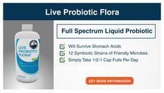 Live Probiotic Flora
