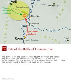 The Battle of Cremera ... (en) http://www.romeandart.eu/en/art-cremera-battle.html  VISIT: the rooms of Gregorian Etruscan Museum [VIRTUAL TOUR] http://www.museivaticani.va/3_EN/pages/MGE/MGE_Main.html