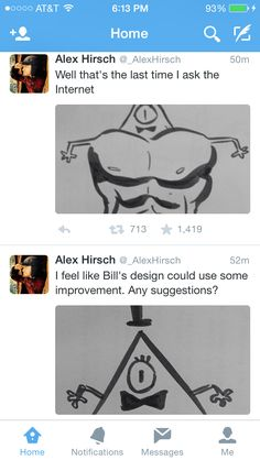 ALEX HIRSCH MADE BUFF CIPHER OMG XDXDXD Gravity Falls funny<<I SAW THIS ON TUMBLR AND ALMOST CHOKED TO DEATH AUGH