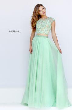 Sherri Hill 50110