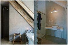 Betonlook Verf Badkamer : 103 best bathroom badkamer pure & original interior images